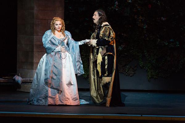 Roxane (Cyrano) Opera Carolina 2017