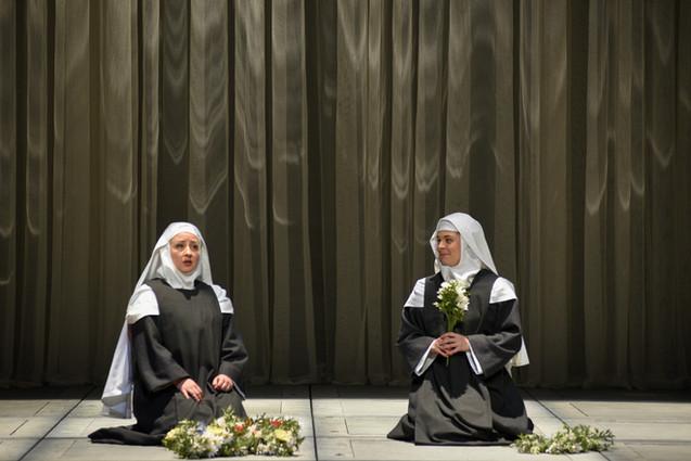 Constance (Dialogue des carmélites) Opera de Montréal 2017