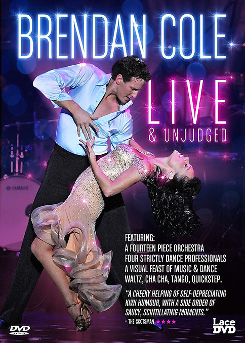 Strictly Come Dancing Live Tour Brendan Cole's All Night Long