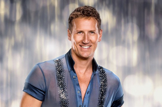 Strictly Come Dancing promo Shot