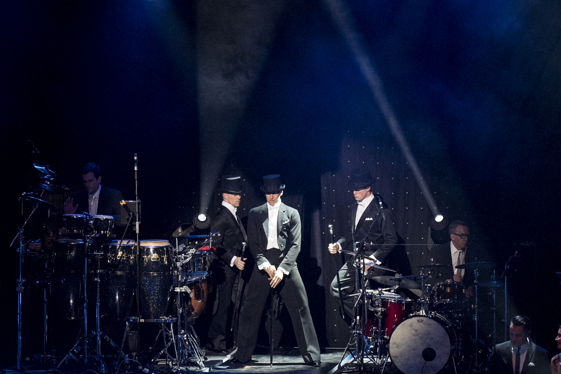 Top Hats and Tails