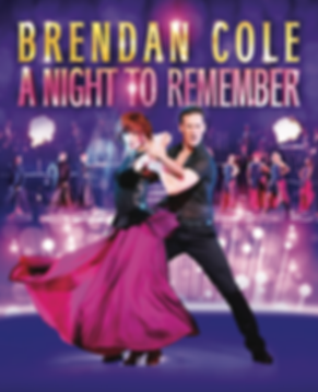 Strictly Come Dancing Live Brendan Cole Tour