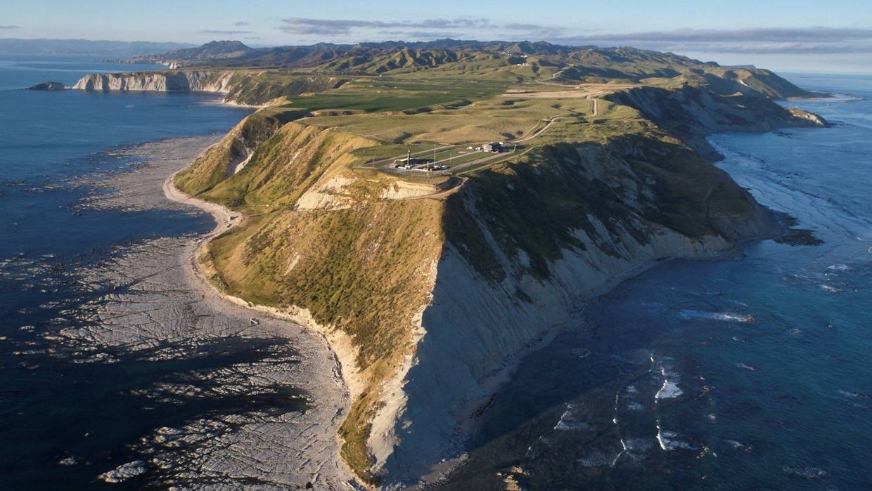 Onenui Station and Rocket Lab