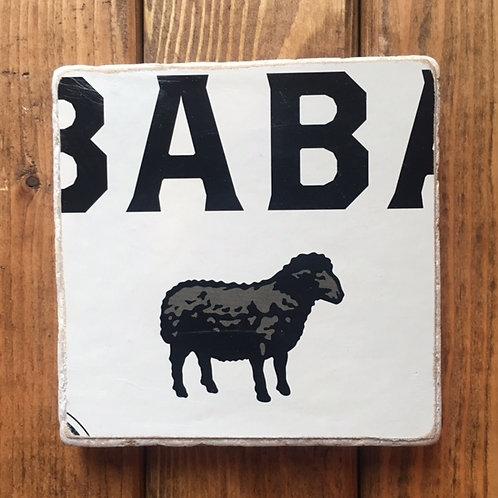 Uinta Baba Black Lager Coaster