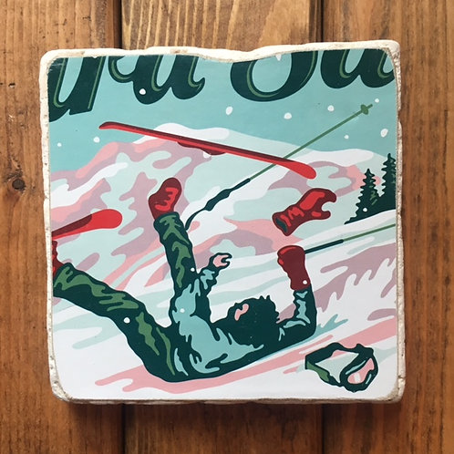 Uinta Yard Sale Lager Coaster