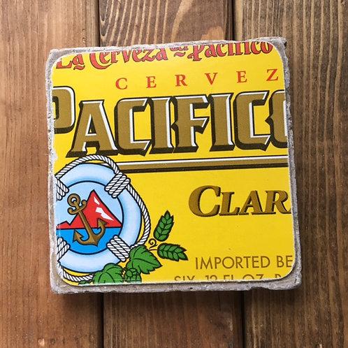 Pacifico Cerveza Clara Coaster