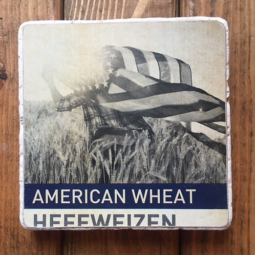 Squatters American Wheat Hefeweizen Coaster