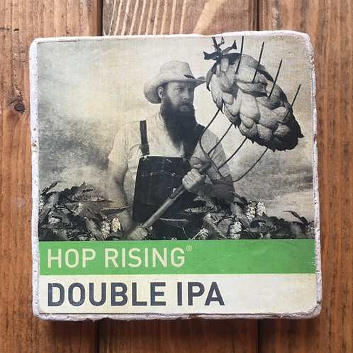 Squatters Hop Rising Double IPA Coaster