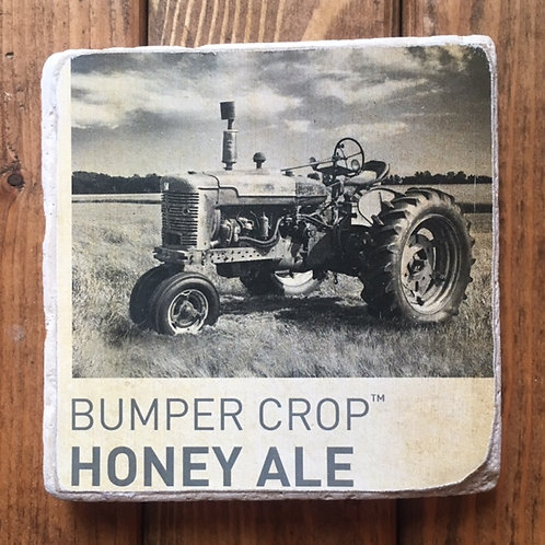 Squatters Bumper Crop Honey Ale Coaster