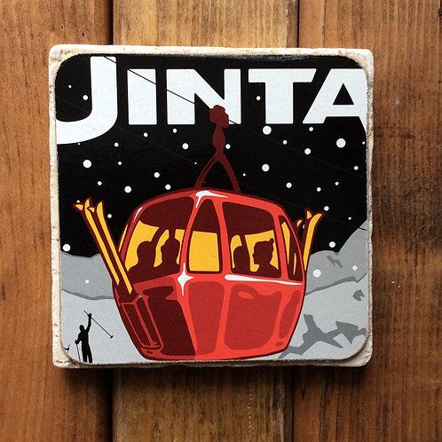 Uinta Season Pass Vanilla Porter Coaster