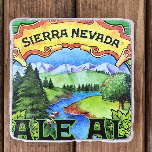 Sierra Nevada Pale Ale Coaster
