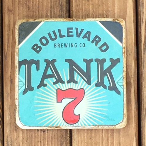 Boulevard Tank 7 Farmhouse Ale Coaster