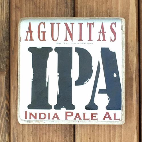 Lagunitas IPA Coaster