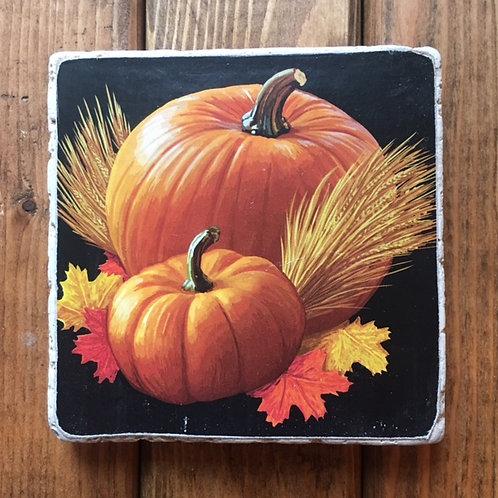 Wasatch Pumpkin Ale Coaster