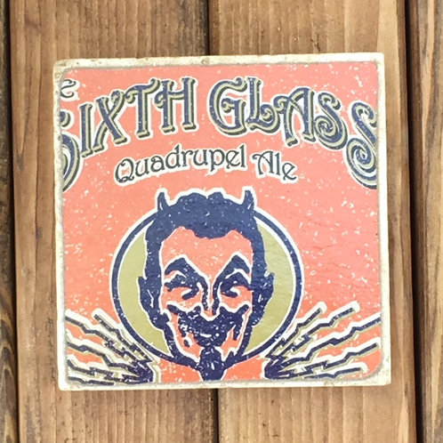 Boulevard Sixth Glass Quadrupel Ale Coaster