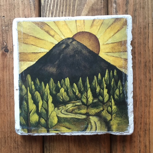 Deschutes Black Butte Porter Coaster
