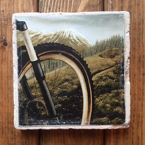 Deschutes Chainbreaker White IPA Coaster