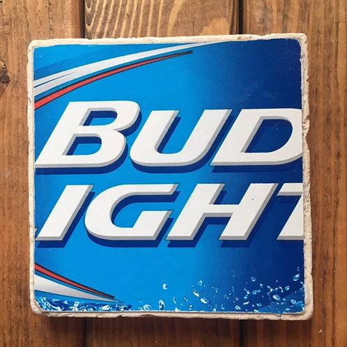 Bud Light Coaster
