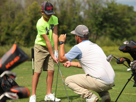 Silver Lakes Summer Junior Golf Camps - SPACES NEARLY SOLD OUT