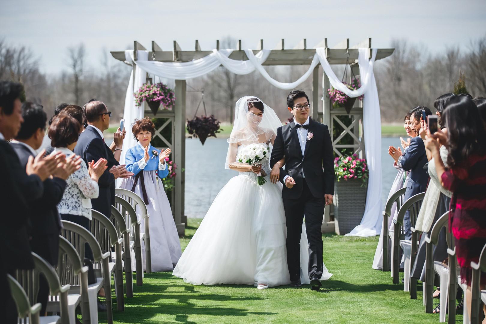Weddings at Silver Lakes