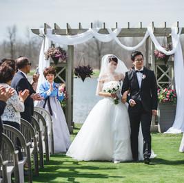 Exterior Wedding