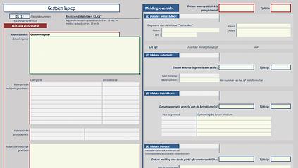 Register datalekken