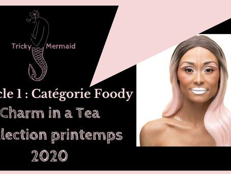 Charm in a tea - La collection printemps 2020