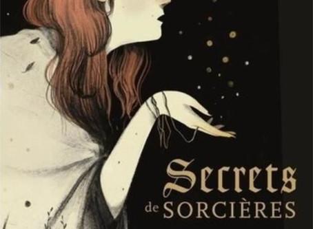 Secrets de Sorcières, une initiation à notre histoire et nos savoirs - De la Martinière Jeunesse