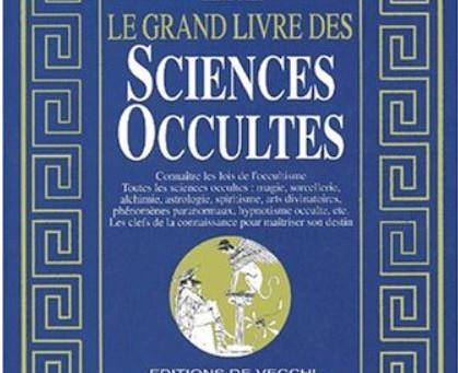Le Grand livre des Sciences Occultes - Laura Tuan - Editions De Vecchi