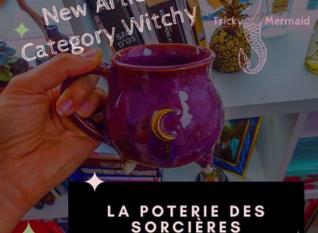 La poterie des sorcières