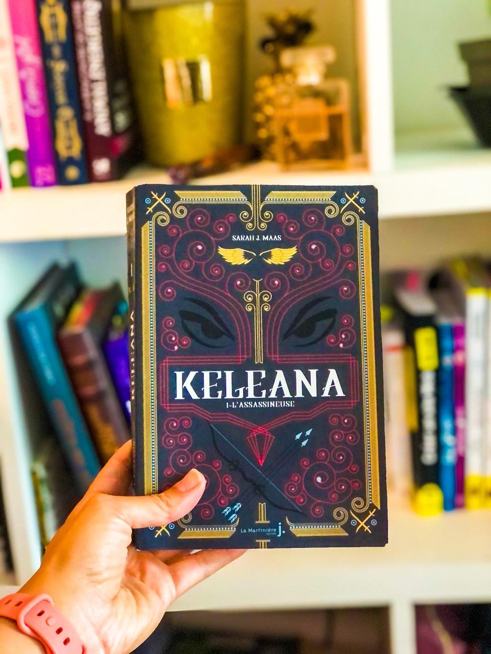 Couverture du livre Keleana Tome 1