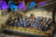 Polisens musikkår i  Stockholm