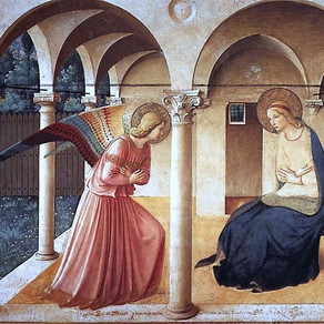 For the Feast of the Annunciation