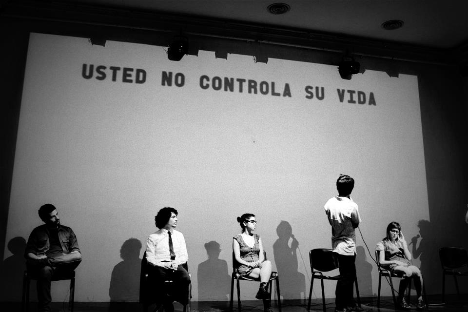 You can´t control your life