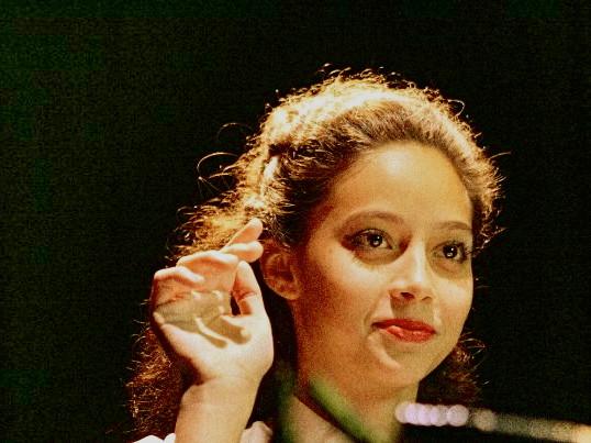 Eloy González Ailín Salas Necrodrama