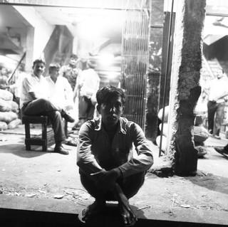 Fotoarbeit Neu Delhi (digital)