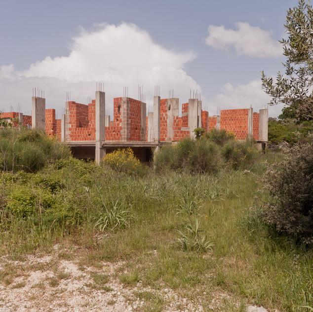 Fotoarbeit Architektur Kroatien (digital)