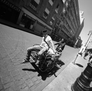 Fotoarbeit Mexico City (digital)