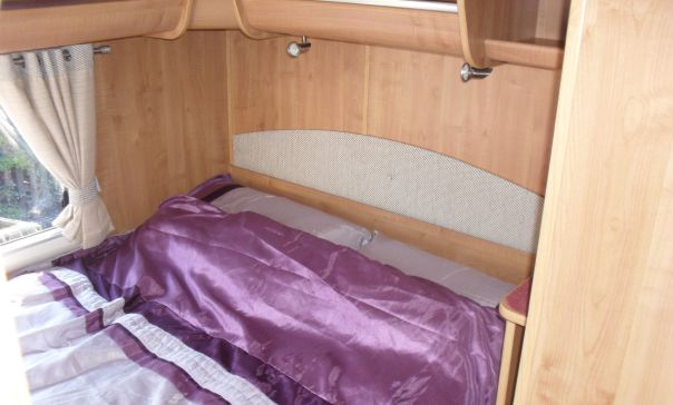 Rear Fixed Bed