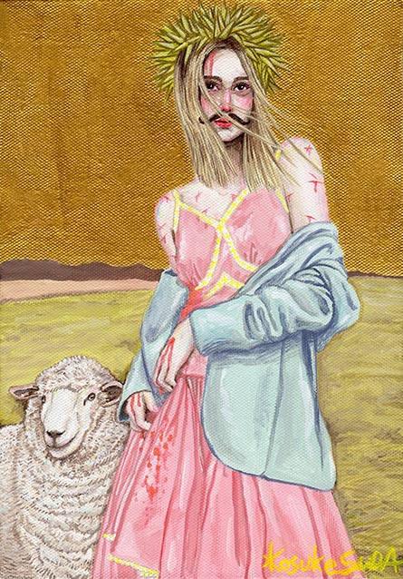 Stray Sheep 干支未