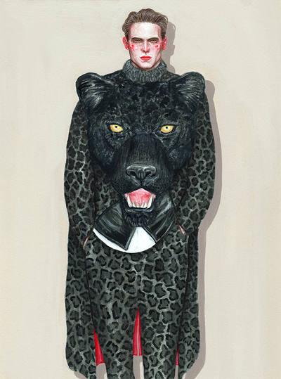 Vêtements Panther