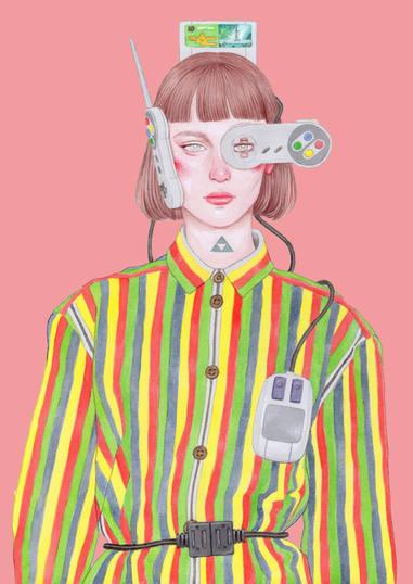 SFC girl