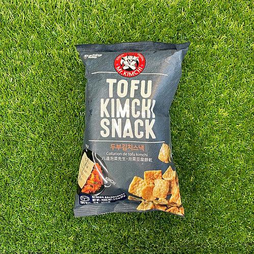 Tofu Kimchi Snack