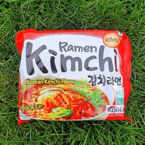 Kimchi Ramen 김치라면 (120g)