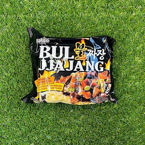 Bul Jjajang blackbean noodle 팔도 불짜장