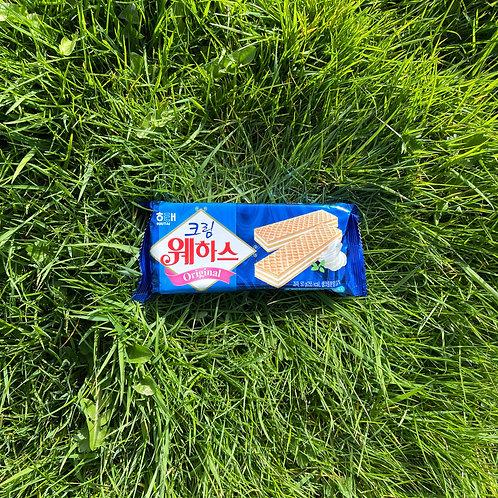 Cream wafer 해태 웨하스 (50g)