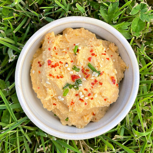 Kimchi Hummus