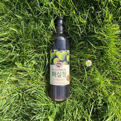 Green Plum Syrup 매실청