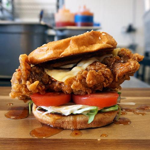 KFC Burger Kit (4P)