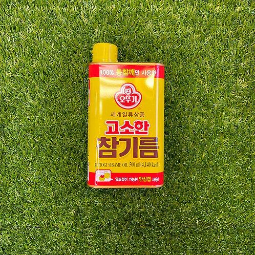 Pure sesame oil 500ml 참기름